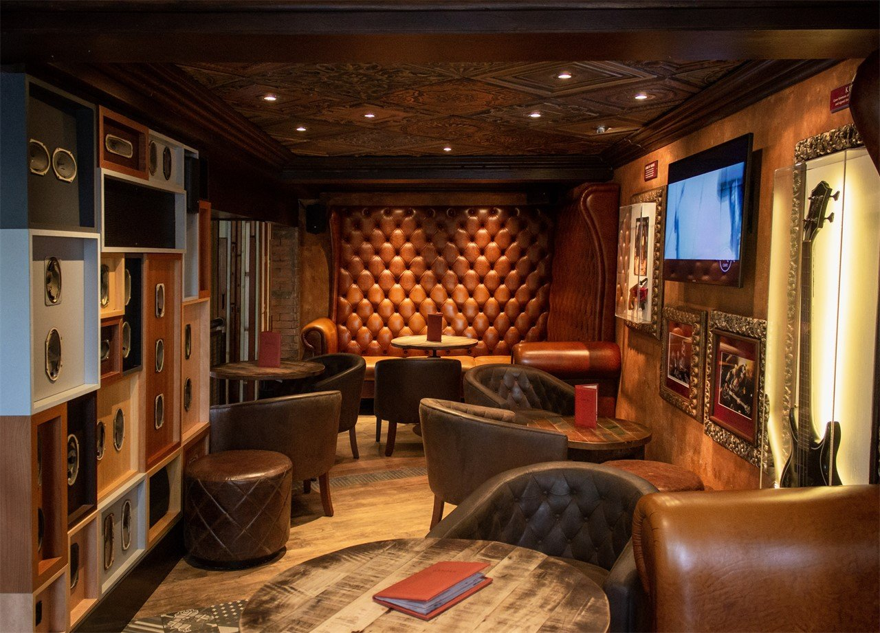 Hard Rock Cafe Amsterdam -