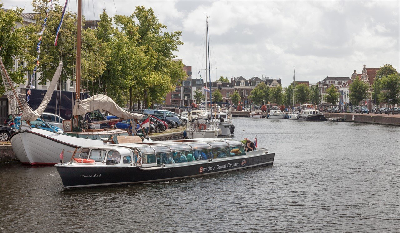Smidtje Canal Cruises - Haarlem -