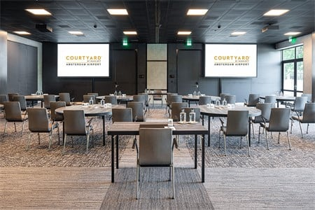 Hotel meeting room 8+9