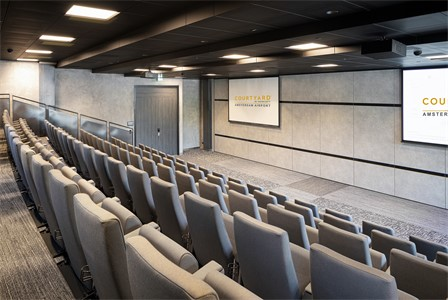 Hotel meeting room 10 (auditorium)