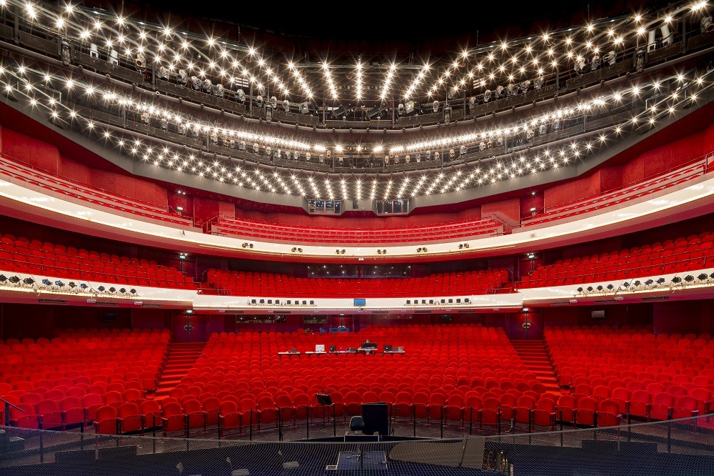 Nationale Opera & Ballet - Theaterzaal
