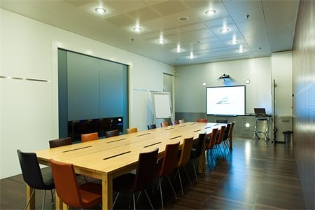 Breakout Rooms – Media Plaza (Auditoriumgebied)