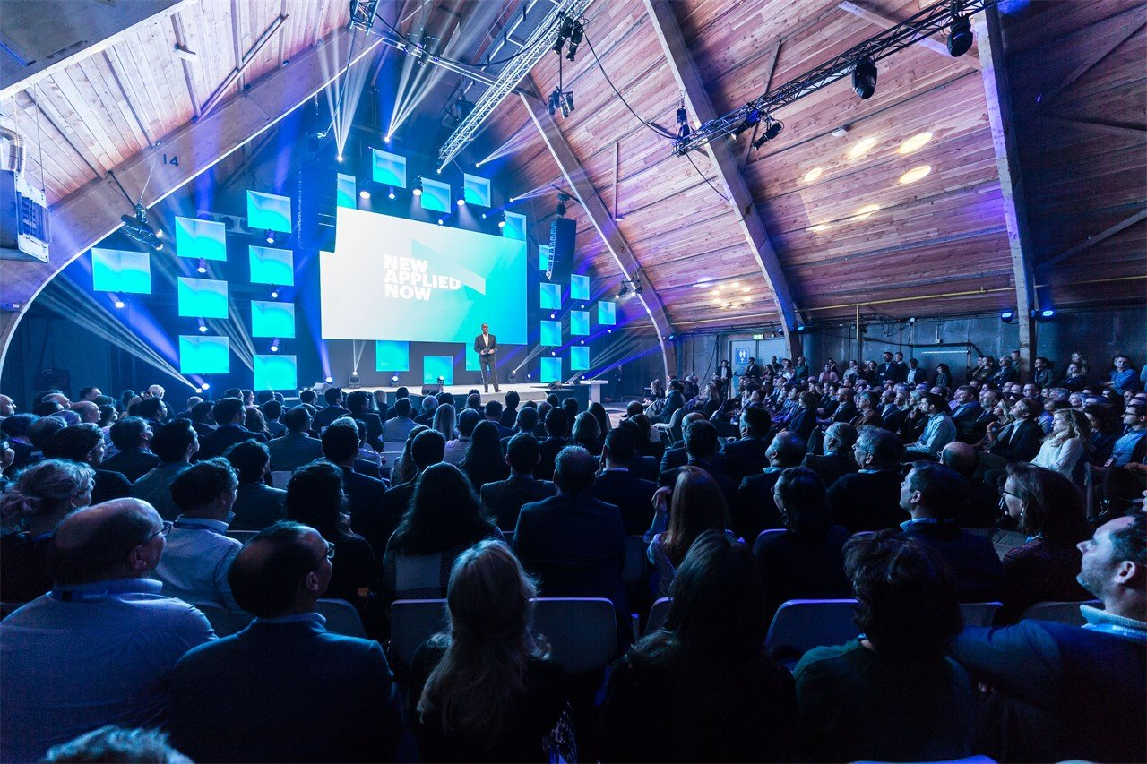 DeFabrique Evenementenlocatie - Copraloods | Accenture Innovation Awards