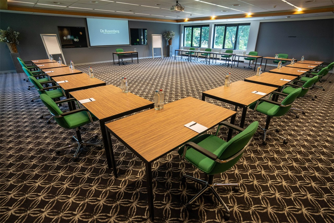 De Ruwenberg Hotel | Meetings | Events -