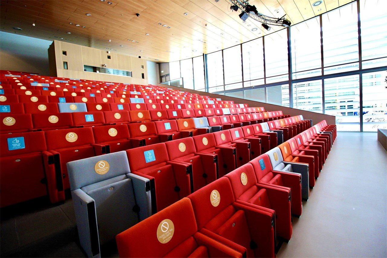 Conference Center High Tech Campus -