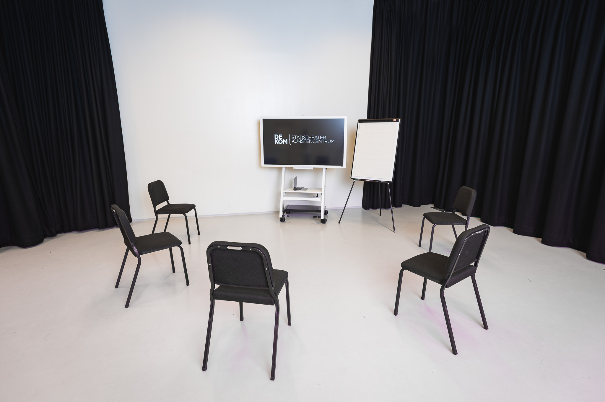 Theater en Kunstencentrum De Kom
