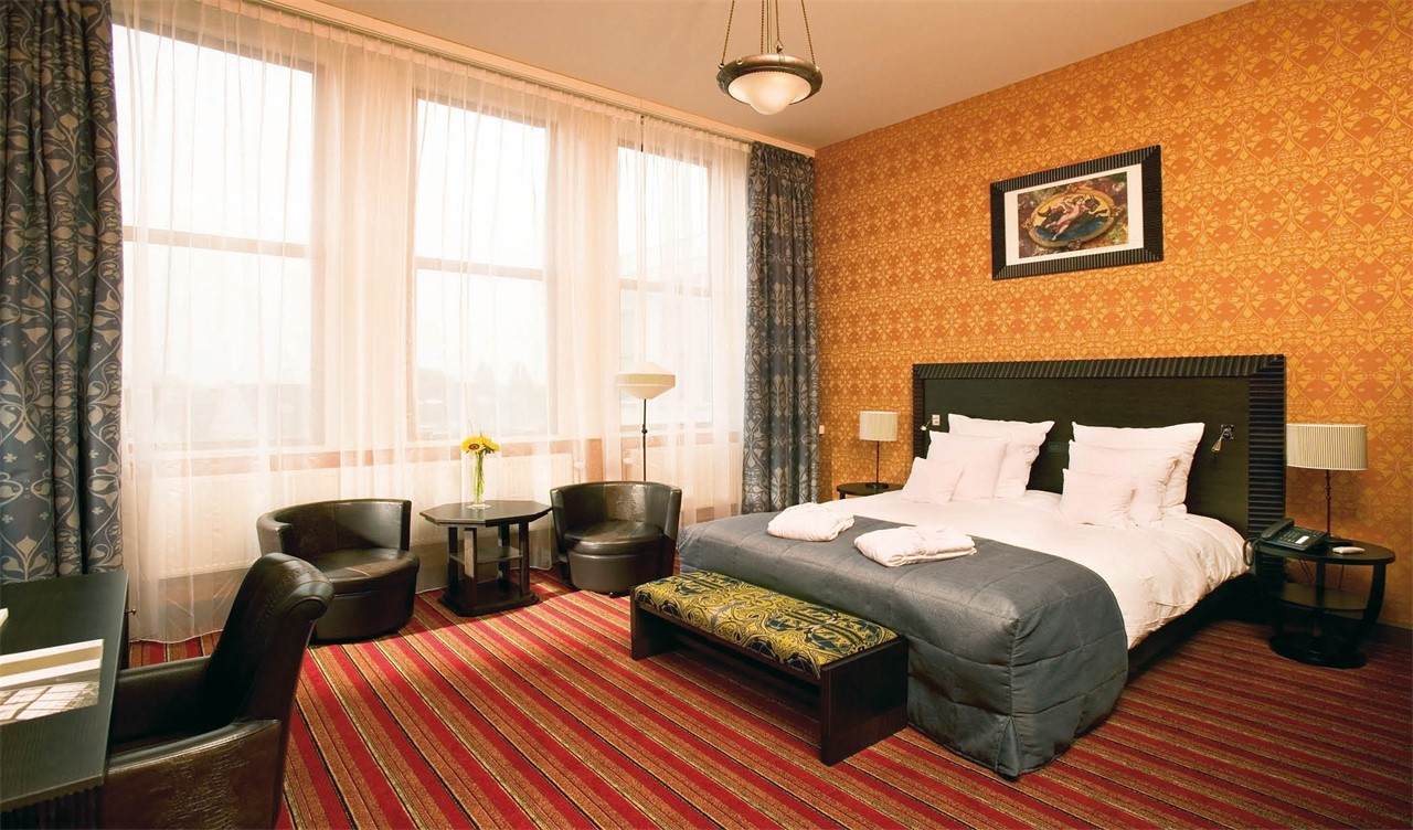 DoubleTree by Hilton Amsterdam Centraal Station - Tweepersoonskamer