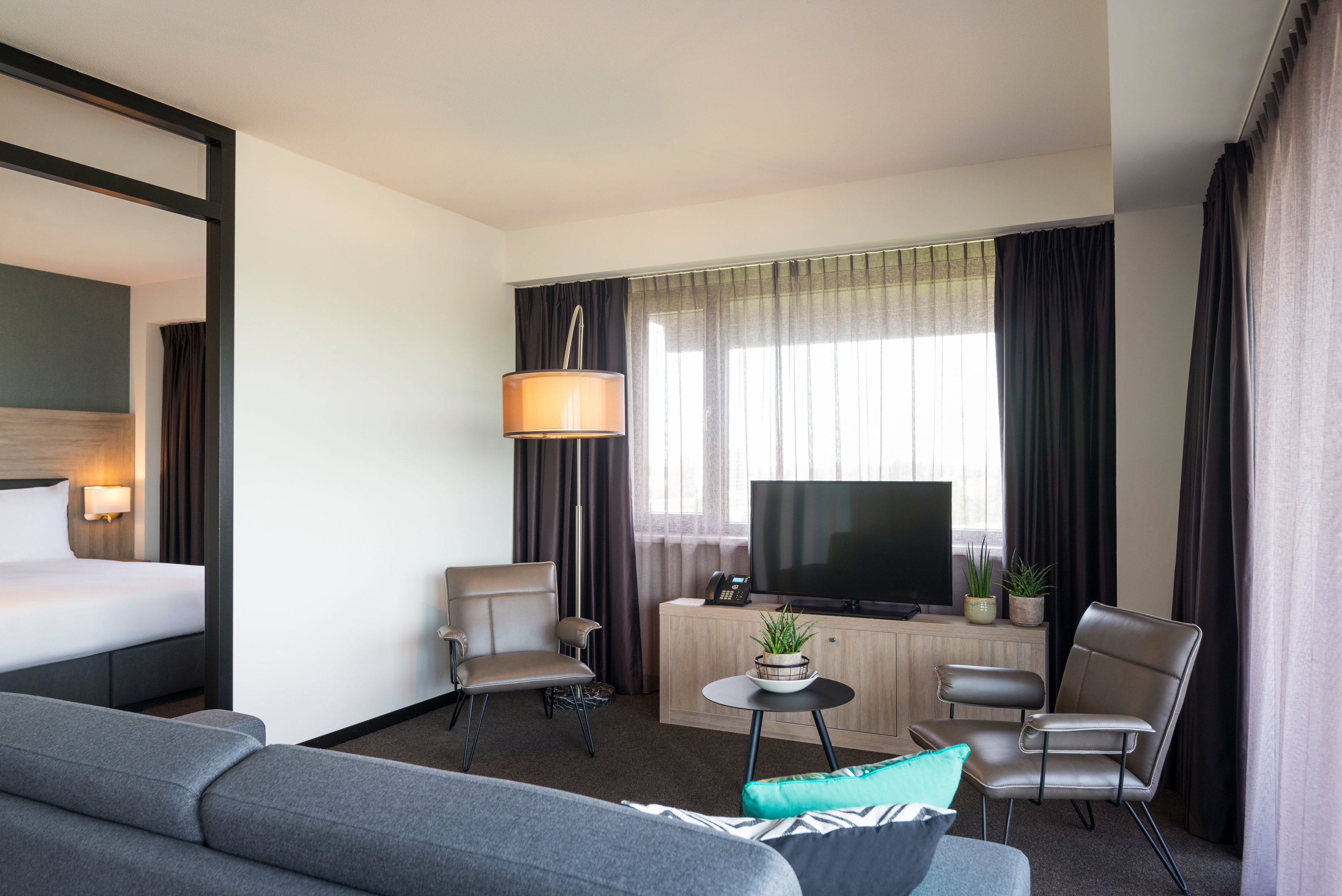 Adagio Amsterdam City South - Tweepersoonskamer