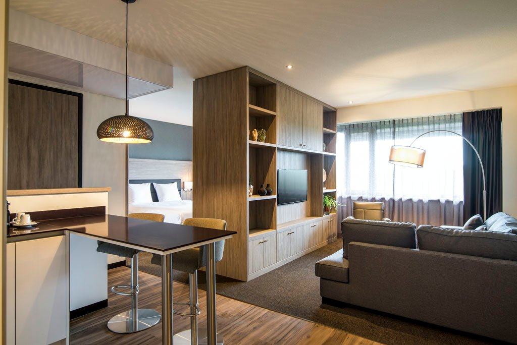 Adagio Amsterdam City South - Studio / appartement