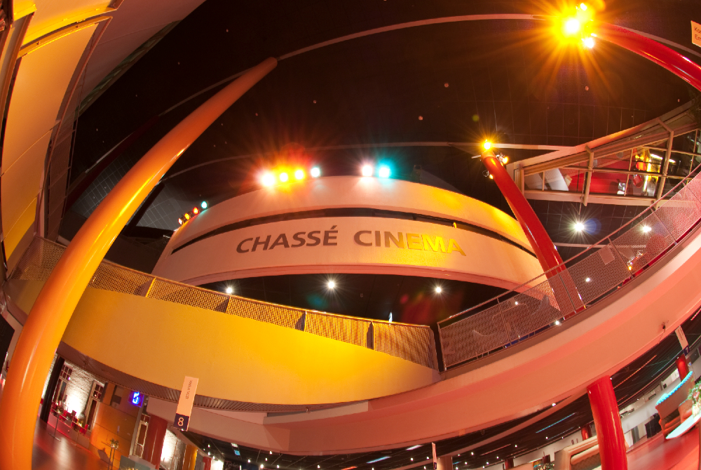 Chassé Theater - Zaal Cinema III
