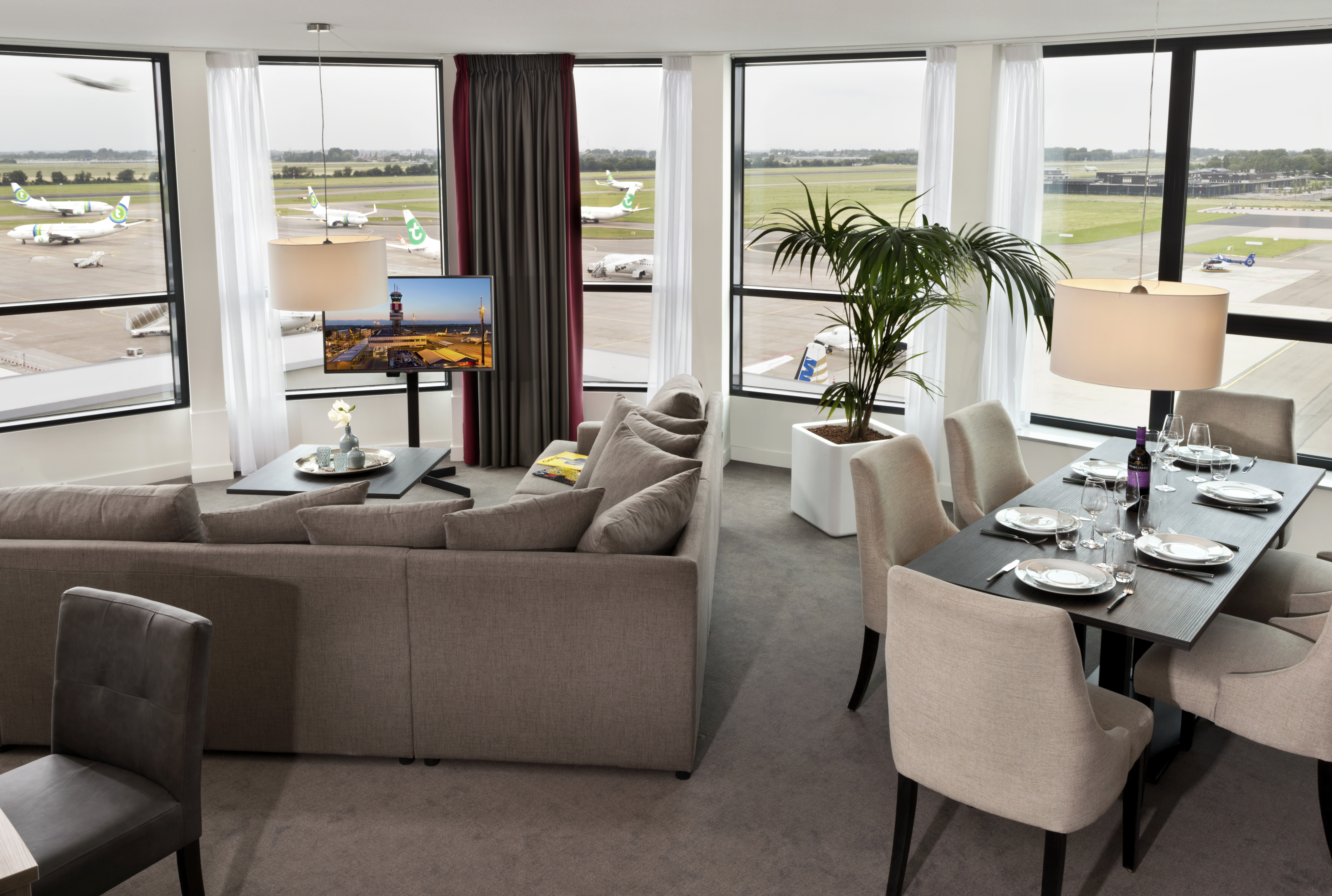 Wings Hotel Rotterdam The Hague Airport - Studio / appartement