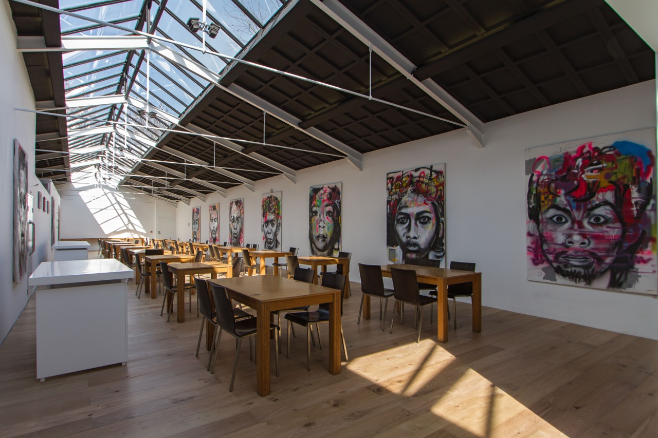 Taets Art and Event Park - Zaal Hal 1 | Restaurant