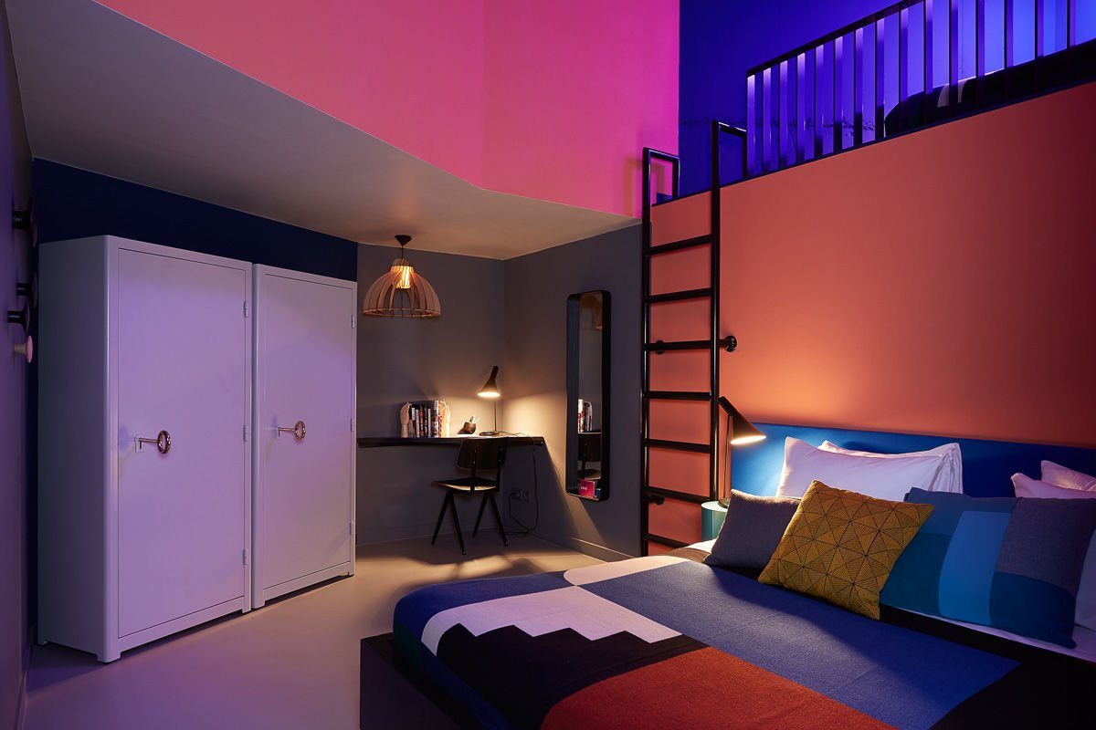 The Student Hotel Amsterdam City - Studio / appartement