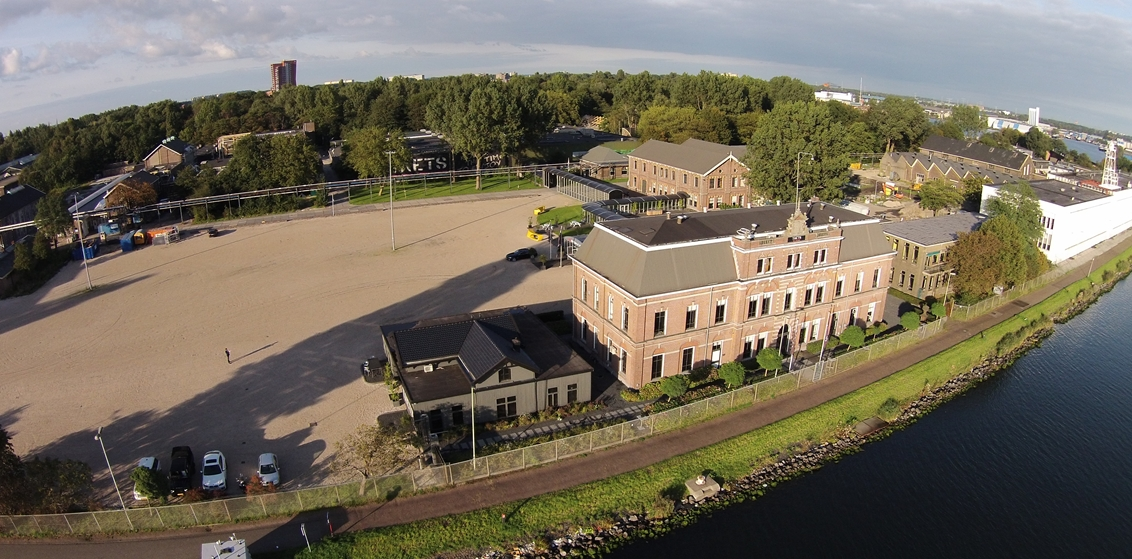 Taets Art and Event Park - Zaal Parking