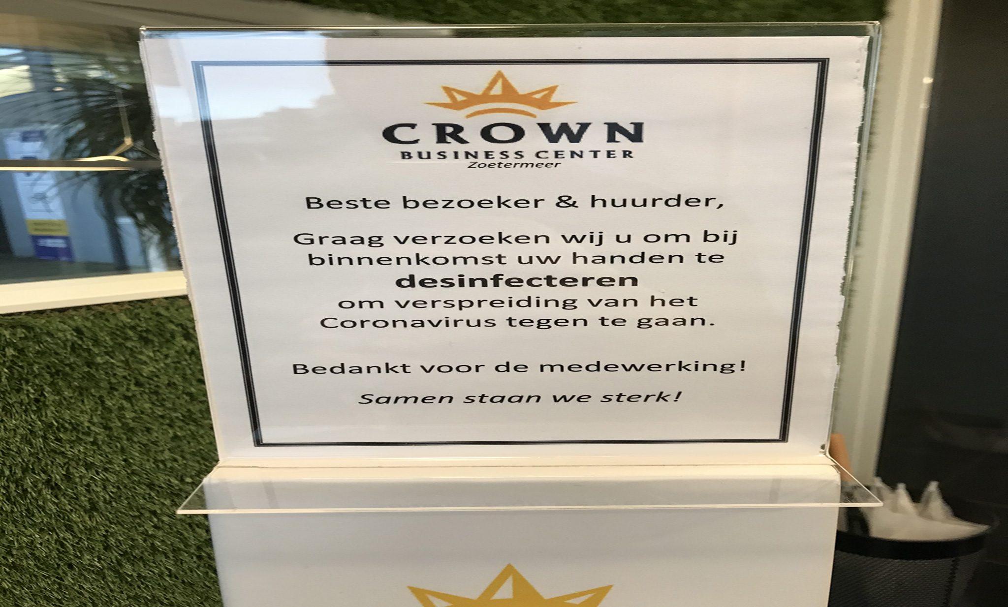 Crown Business Center Zoetermeer